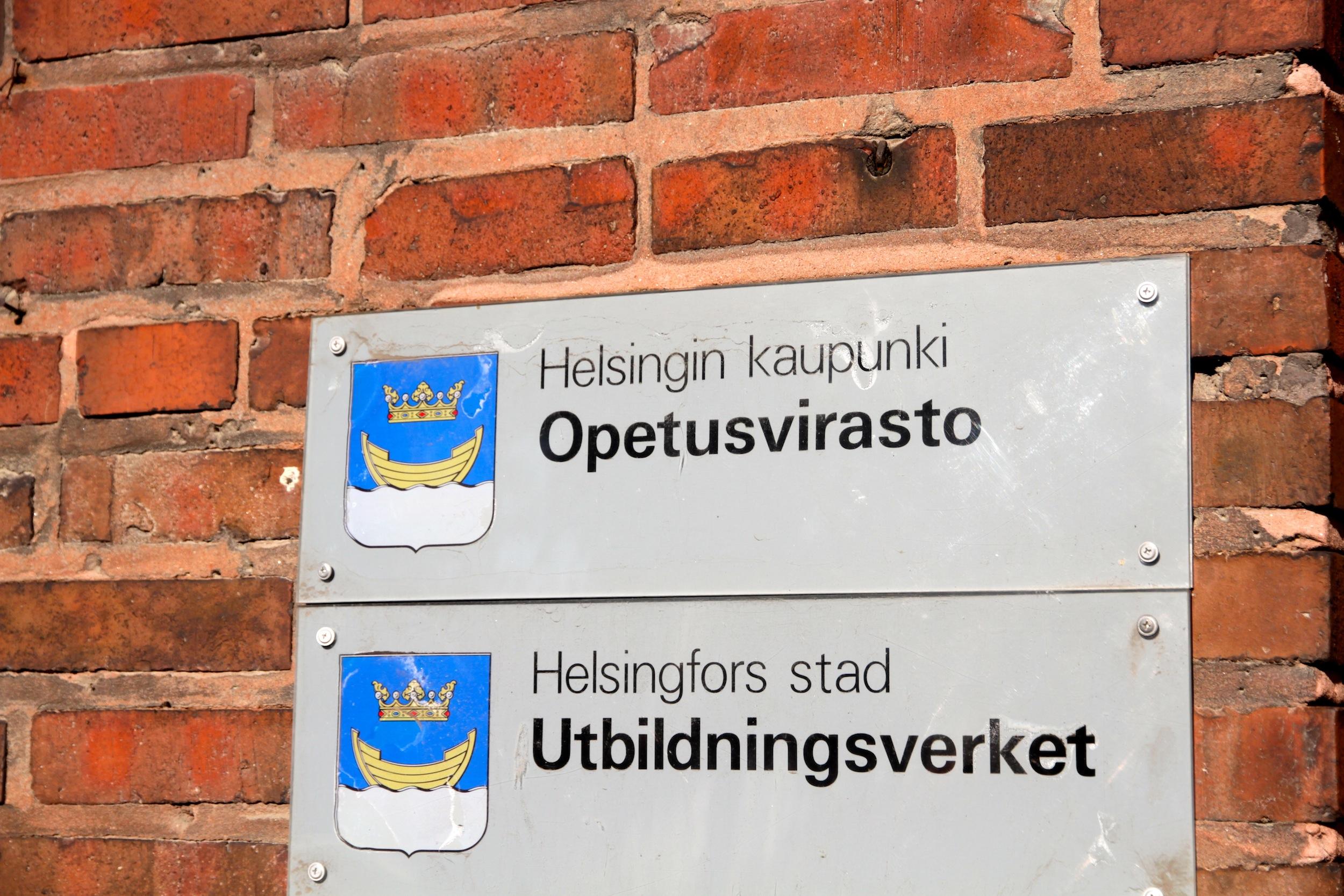 Helsingin opetusviraston selvityksissä on käynyt ilmi, että joillakin työntekijöillä on ollut käytössään työn tekemiseen liittymättömiä laitteita.