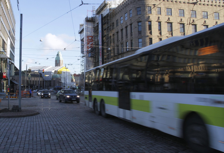 Helsinki Julkinen Liikenne