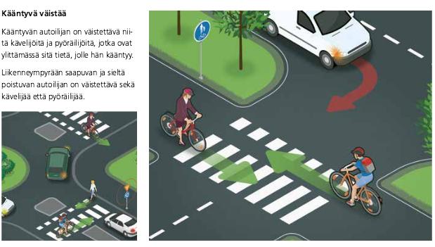 Pyöräilysäännöt