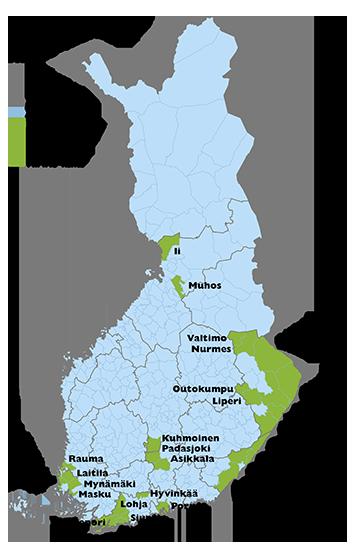 suomen yritykset Oulainen