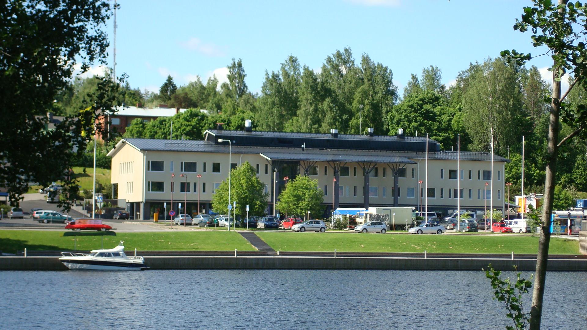 avoimet työpaikat ideapark Kauhajoki