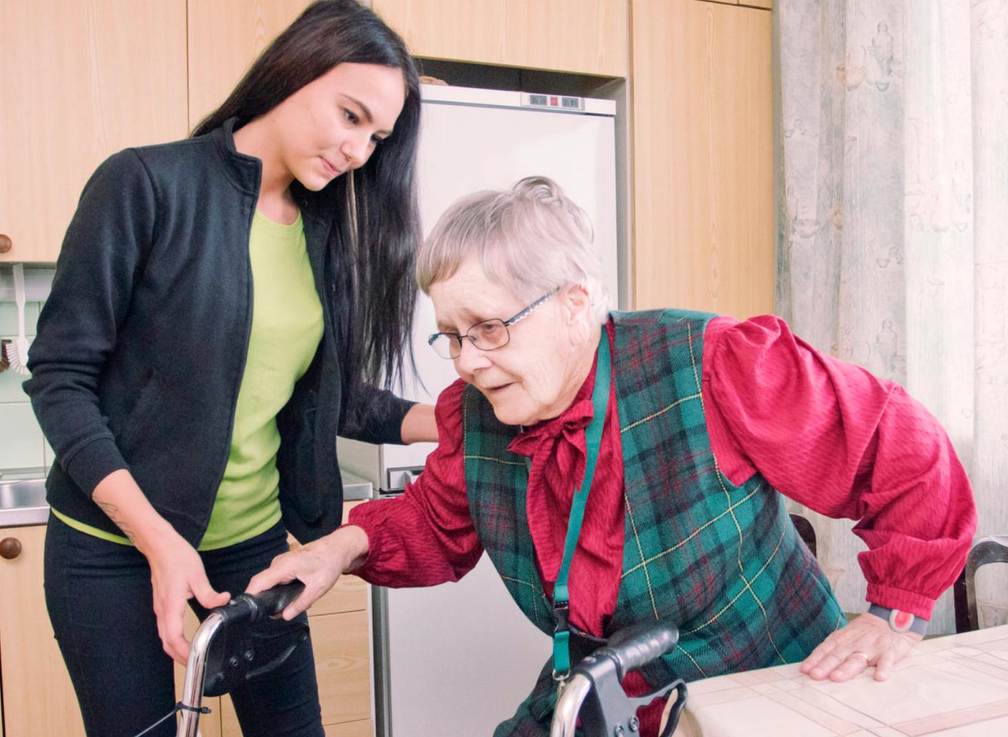 Lähihoitaja Vammaistyö