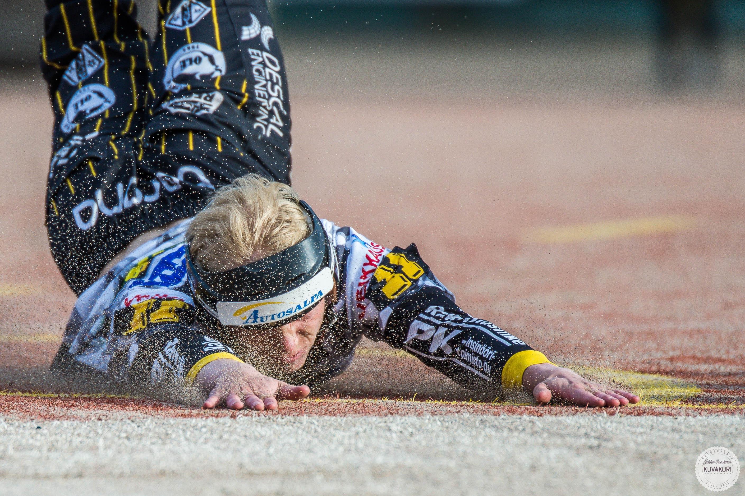 Kouvolassa urheilu syöksyy eteenpäin. (Kuva: KPL/Jukka Rasimus)