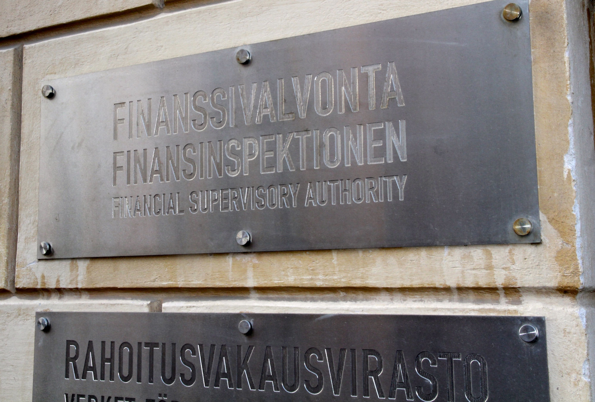 Finanssivalvonta on kansallinen viranomainen, joka seuraa sääntelyriskejä ja voi arvioida riskipainojen muutosta. (Kuva: Ville Miettinen)