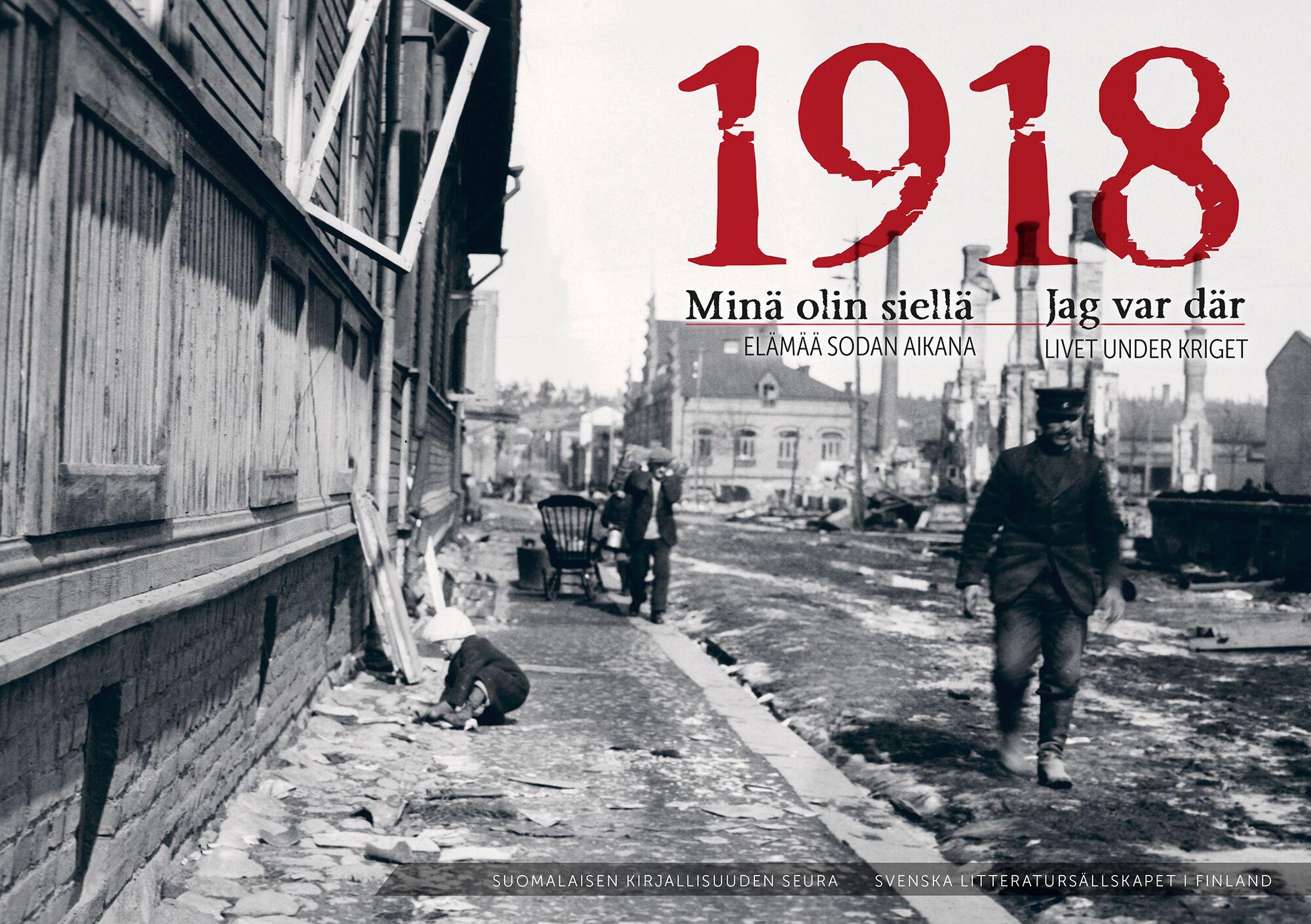 Oppimisaineisto koostuu sekä suomen- että ruotsinkielisestä arkistoaineistosta.