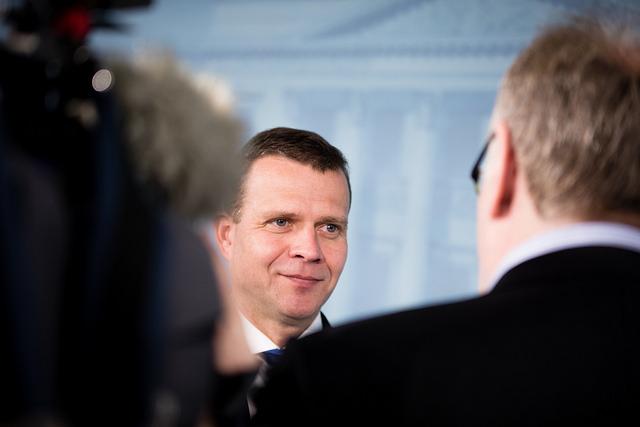Valtiovarainministeri Petteri Orpo ehti vain viiteen Turun valtuuston 13 kokouksesta viime vuonna. (Kuva: Laura Kotila /VNK)