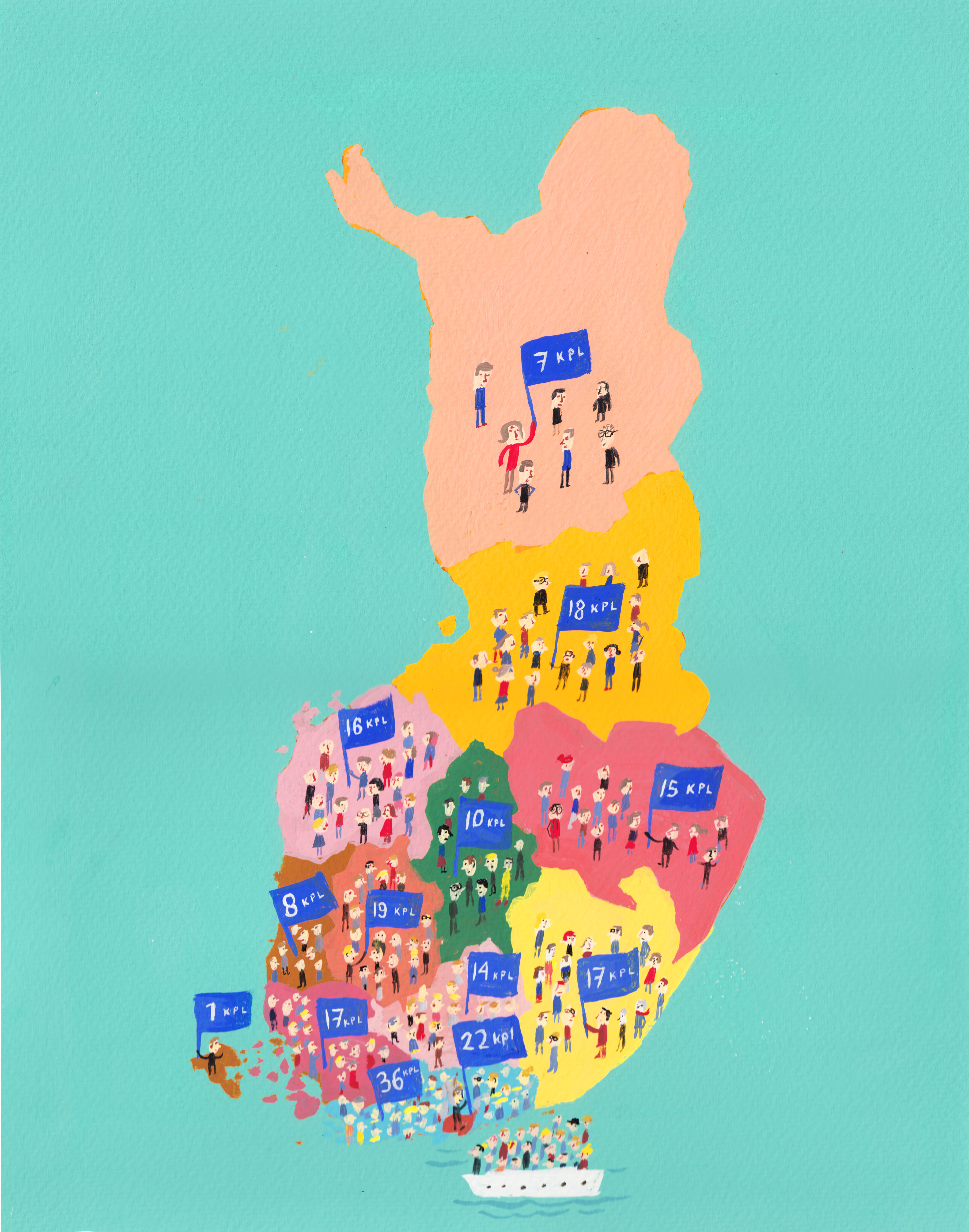 Kartta Kuntalehti