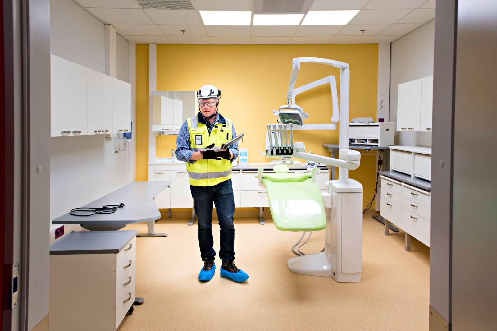 Tulevaisuuden Sairaalassa Hoidetaan Iakkaita Kainuun Uusi