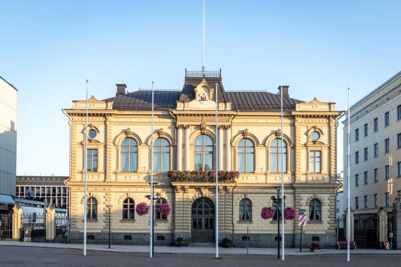 Hämeenlinnan Raatihuone