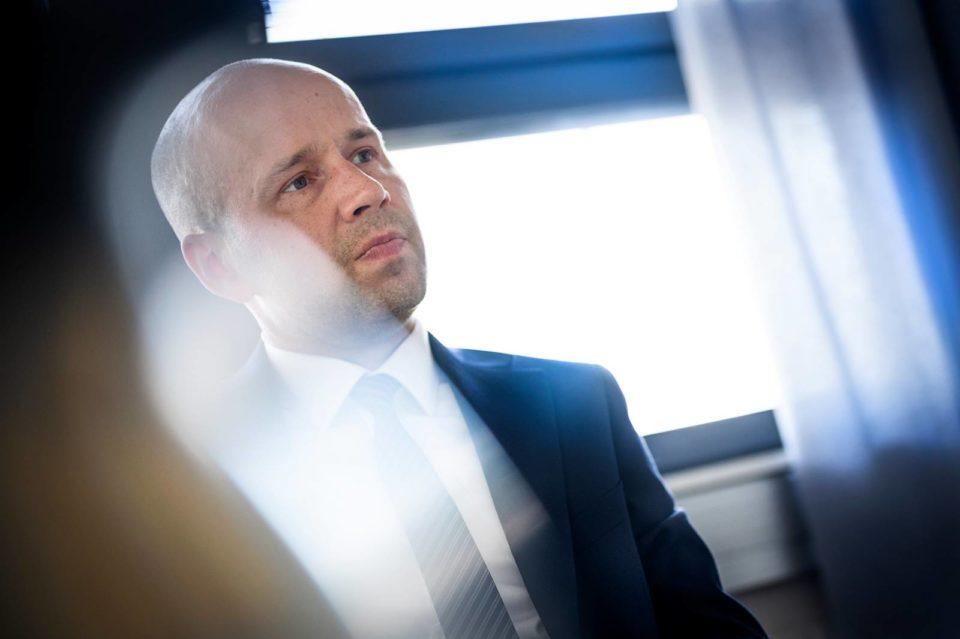 Lapinlahden kunnanjohtaja Janne Airaksinen