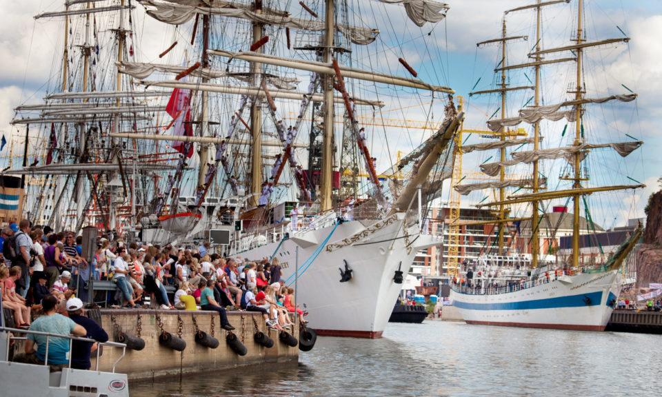 Tall Ship Race 2017