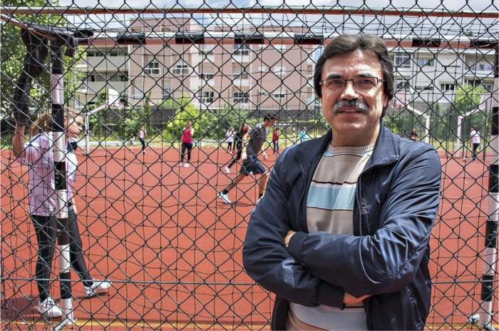 José Pinto de Matosin johtamaa megakoulua käy yli 3500 oppilasta.