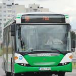 Bussi numero 58 kuljettaa tallinnalaiset ilmaiseksi Lasnamäen jättilähiöön.