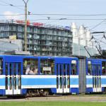 Tallinna on vaihtamassa vanhat neuvostoaikaiset raitiovaunut pian uusiin EU.n tuella.