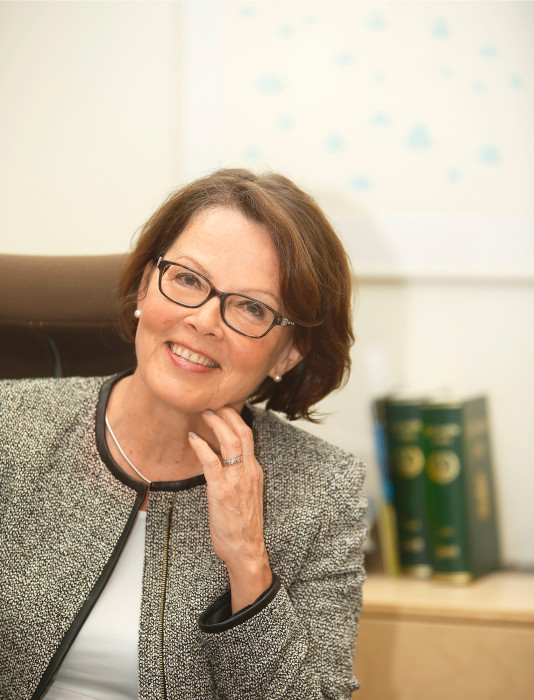 Leena Karessuo on ollut Kuntaliiton palveluksessa vuodesta 1993.