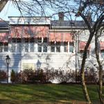 Heinolan kaupunginmuseo ja sen omenatarha ovat rikkaan kauppiaan testamenttilahjoistus kotikaupungille.