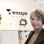 Etelä-Pohjanmaan Yrittäjien toimitusjohtajan Minna Sillanpään mukaan neljännes maakunnan valtuutetuista on yrittäjiä.