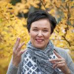 Kotkan valtuuston puheenjohtaja Nina Brask uskoo positiivisuuden voimaan Kotkan nostamisessa.